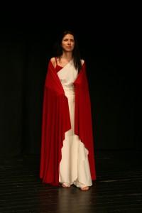 Romana Ercegovic - Mary Magdalene 1 foto Stojan Kerbler