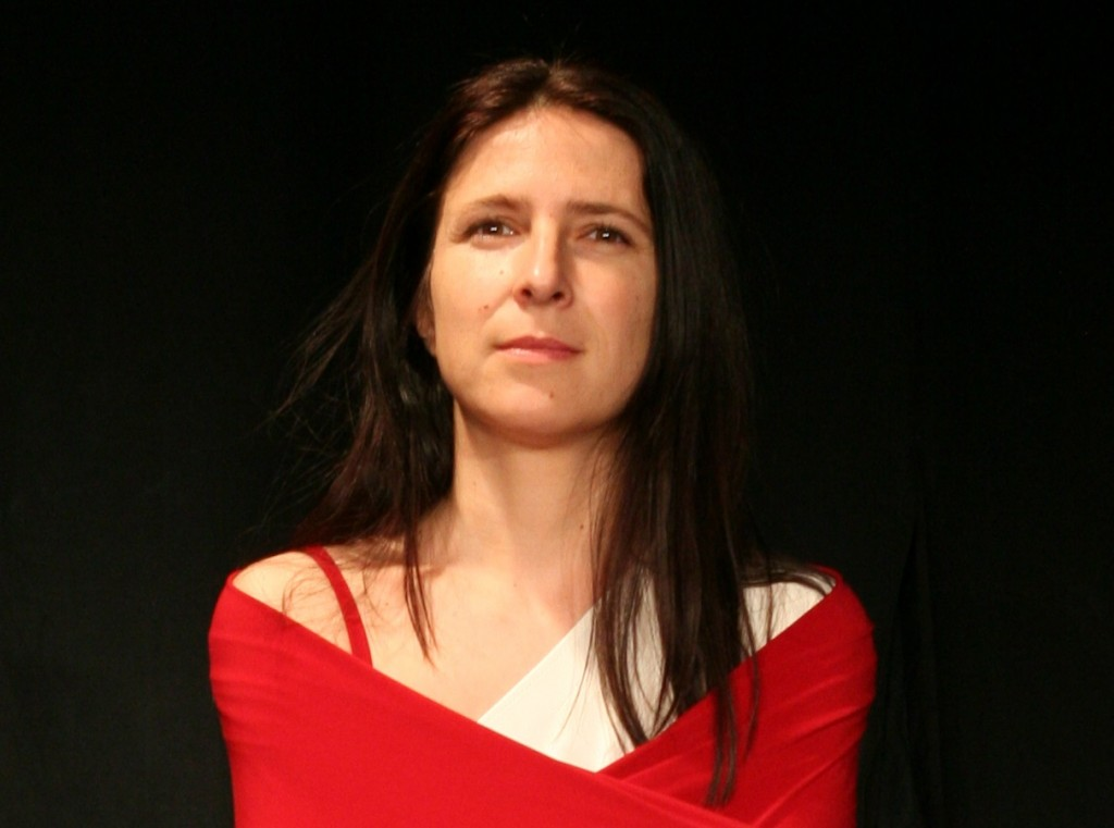 Romana Ercegovic - Mary Magdalene 2 foto Stojan Kerbler